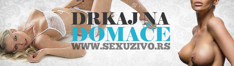 SexUživo - Drkaj na domaće